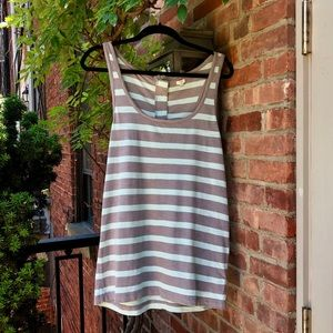 J. Crew Factory Striped Tank